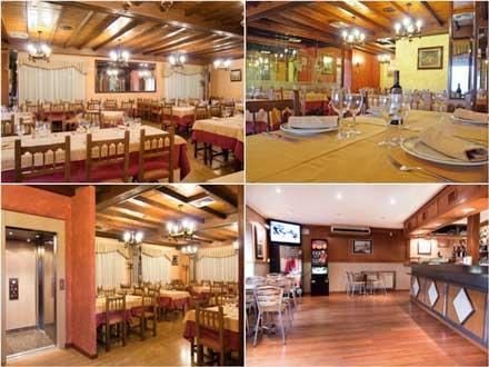 Se traspasa restaurante en Ávila
