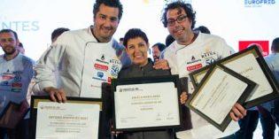 Los ganadores de la última semifinal de los concursos Cocinero y Camarero del Año