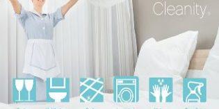 Cleanity entra en el canal horeca con soluciones de limpieza adaptadas al sector hotelero