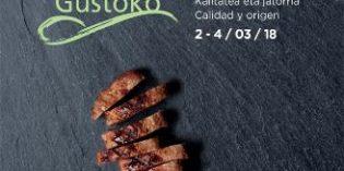 Más de 300 productores de alimentos de calidad y origen participarán en Gustoko 2018