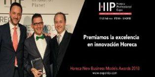 Los Horeca New Business Models Awards premiarán las mejores innovaciones en HIP 2018: relación de candidatos
