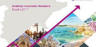 2017: nuevo récord en inversión hotelera en España