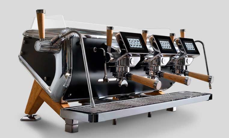 Máquina de café Storm, de Astoria