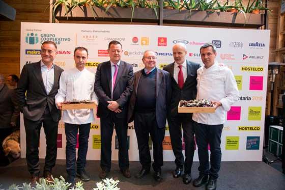Presentación de las actividades gastronómicas de Alimentaria y Hostelco 2018