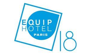Logo de EquipHotel 18