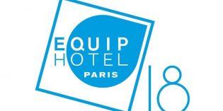 EquipHotel 2018, una completa fuente de inspiración para los profesionales hosteleros
