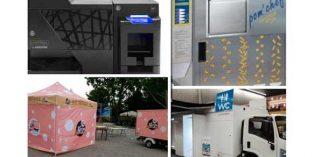 Del control de efectivo al WC móvil: soluciones para la street food vistas en el Food Truck Forum