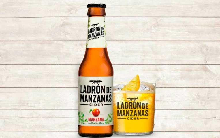 Cider Landrón de Manzanas, de Heineken