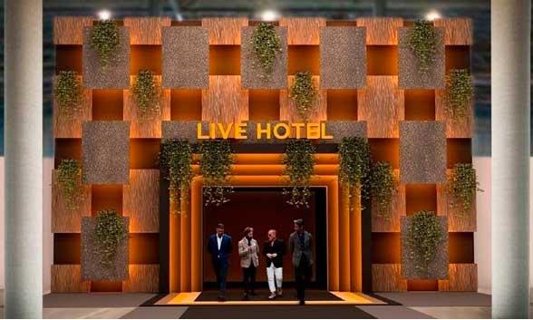 Hostelco Live Hotel