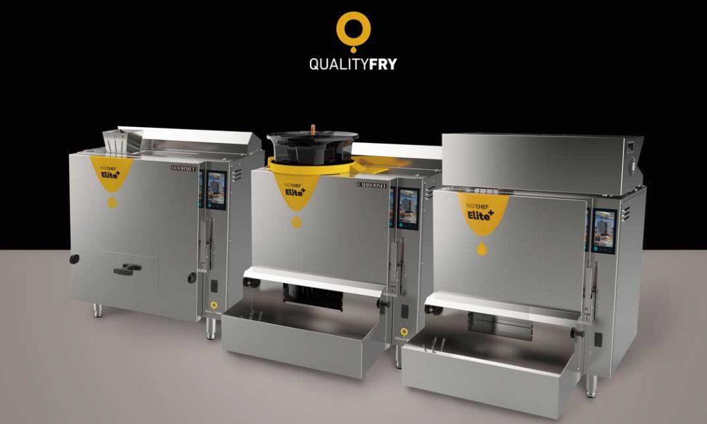La nueva gama de freidoras sin humos ni olores Fast Chef Elite, de QualityFry