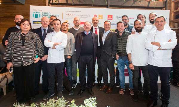 Presentación de las actividades gastronómicas de Alimentaria y Hostelco