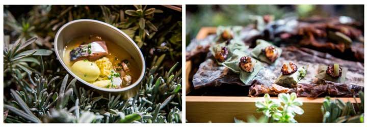 Gilda marina y ravioli crujiente de alga, la doble tapa de Alimentaria de este año, que han dado a conocer los chefs de Disfrutar