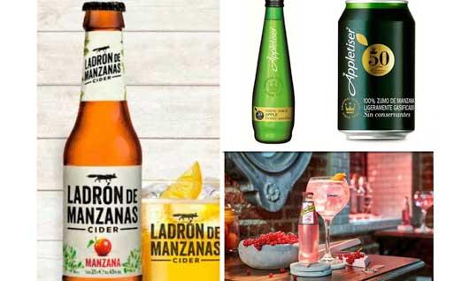 Nuevas bebidas lanzadas en HIP 2018, lo más visto en Profesional Horeca