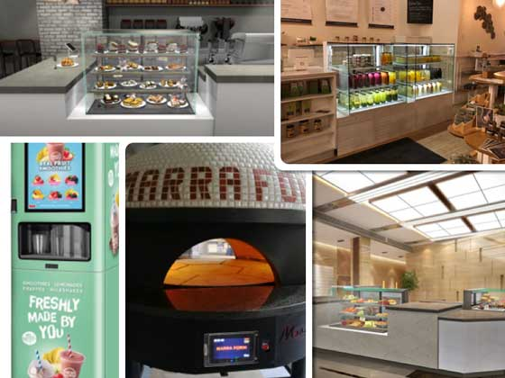 Equipos premiados en los Kitchen Innovation Awards 2018