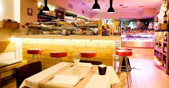 Restaurante - charcutería La Garriga