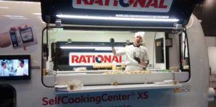 Las posibilidades de SelfcookingCenter XS de Rational en la street food