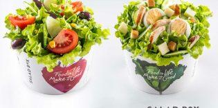Salad Box desembarca en España con su primer restaurante en Diagonal Mar de Barcelona