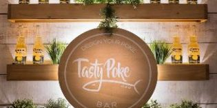¿Te gustaría montar tu propio Tasty Poke Bar?