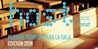 Los nuevos tiempos de la sala, a debate en Host 2018
