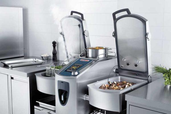 Rational presenta la cocina sin fuego