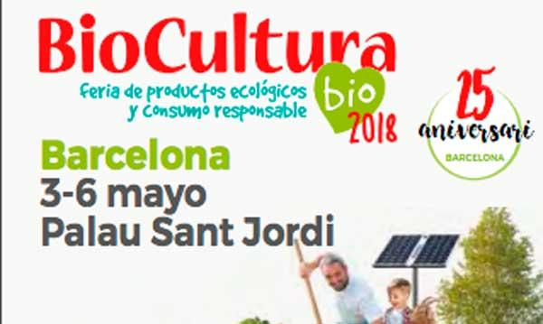 BioCultura Barcelona, la feria de productos ecológicos y consumo ...