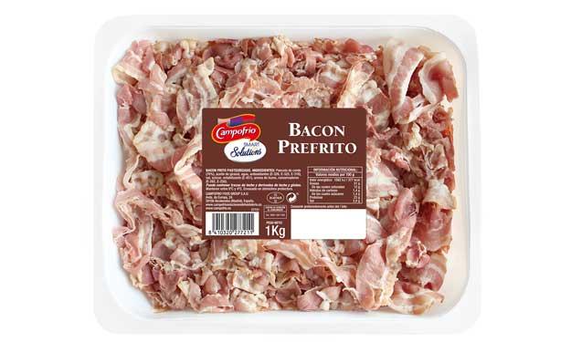 Bacon Prefrito de Campofrío Smart Solutions en formato de 1 kg