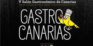 5º Salón Gastronómico de Canarias – GastroCanarias 2018, del 22 al 24 de mayo