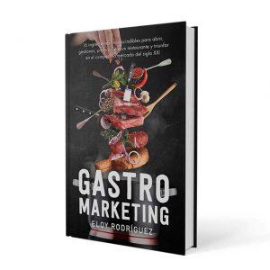 Libro Gastromarketing de Eloy Rodríguez