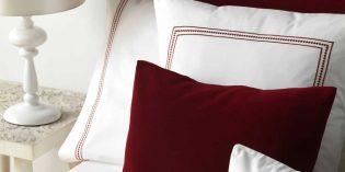 Ropa de cama personalizada: nueva colección de festones decorativos de Vayoil