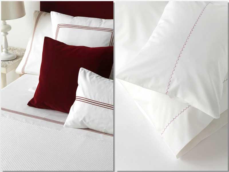 Ropa de cama con festones, de Vayoil Textil