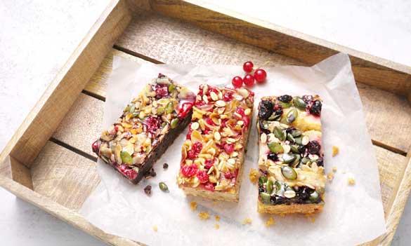 Superalimentos, repostería americana, aires nórdicos... Erlenbacher presenta la nueva pastelería