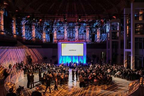 La gala de los Hostelco Awards 2018 se celebró en el Museo Nacional de Arte de Catalunya