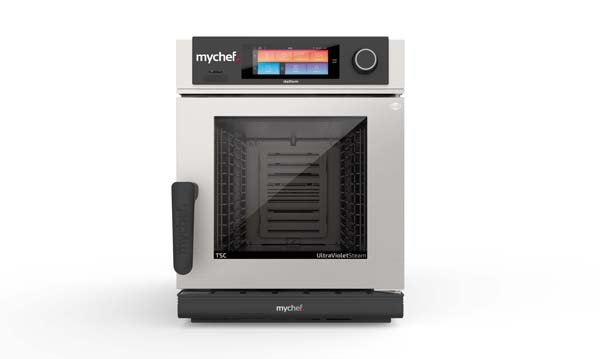 El horno mychef evolution garantiza una cocción excelente para todas las cocinas profesionales