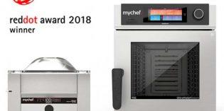 La tecnología que hace merecedores a los equipos mychef de importantes premios internacionales