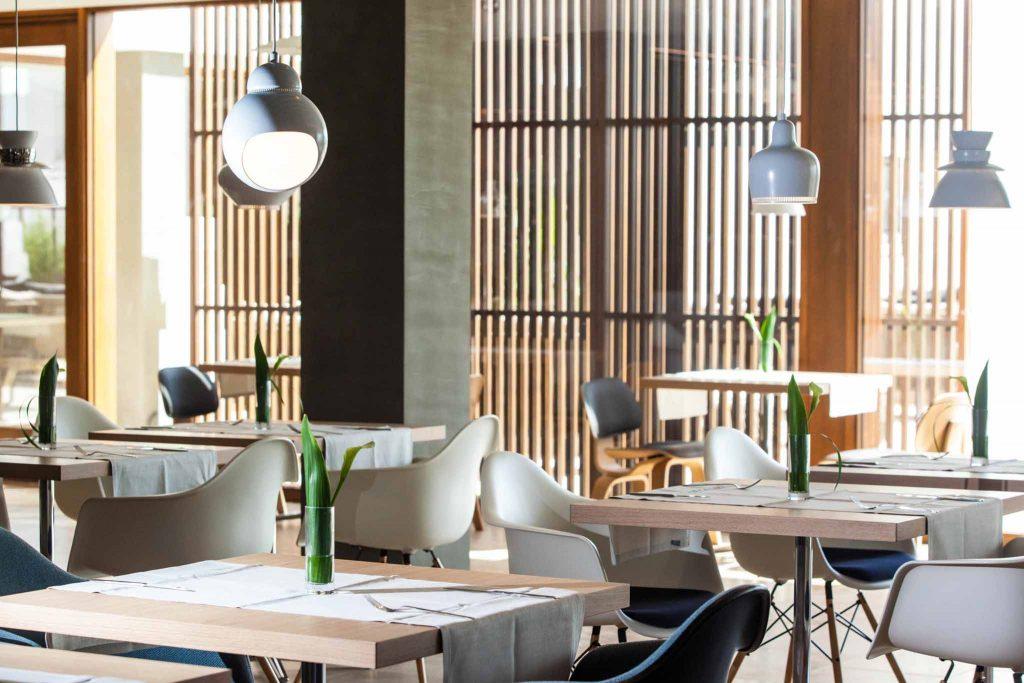 Restaurante del hotel OD Talamanca