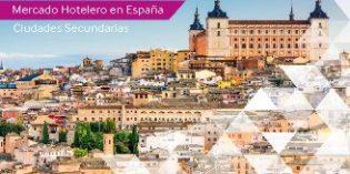 Aumenta la rentabilidad hotelera en ciudades secundarias de España