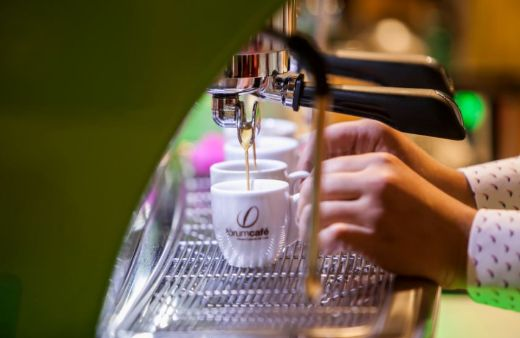 profesionalhoreca -The Hostelco coffee area