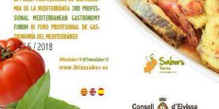 El III Foro Profesional de Gastronomía del Mediterráneo tendrá el mar como protagonista
