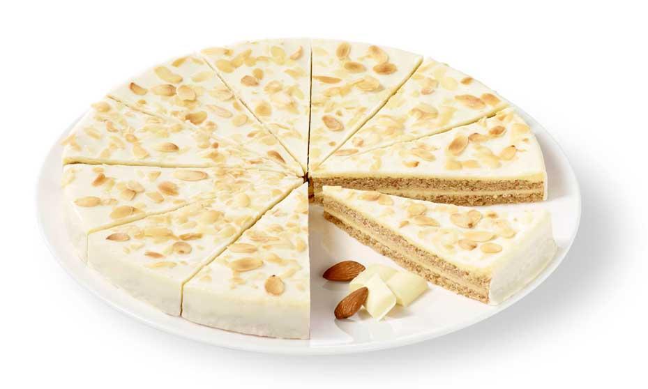 La Tarta de almendras clásica, al estilo sueco, de Erlenbacher