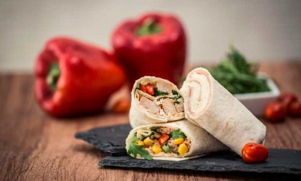 Wraps de Europastry: la alternativa al sándwich