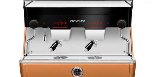 Diseño y tecnología de vanguardia en la nueva máquina de café Futurmat