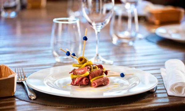 El pastrami de La Finca, un producto con numerosas posibilidades gastronómicas