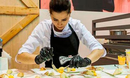 Ganadora de la Mejor Tapa de España en Gourmetapa