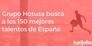 Oferta de empleo: Hotusa busca 50 profesionales en Galicia