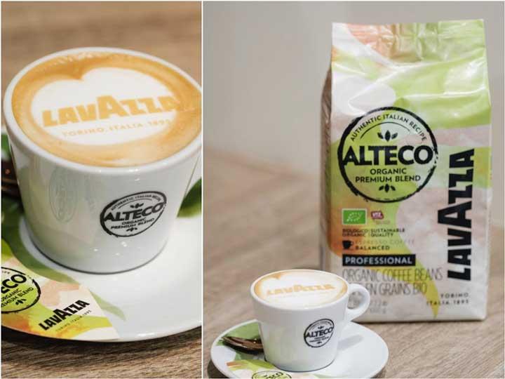 Café Lavazza Alteco