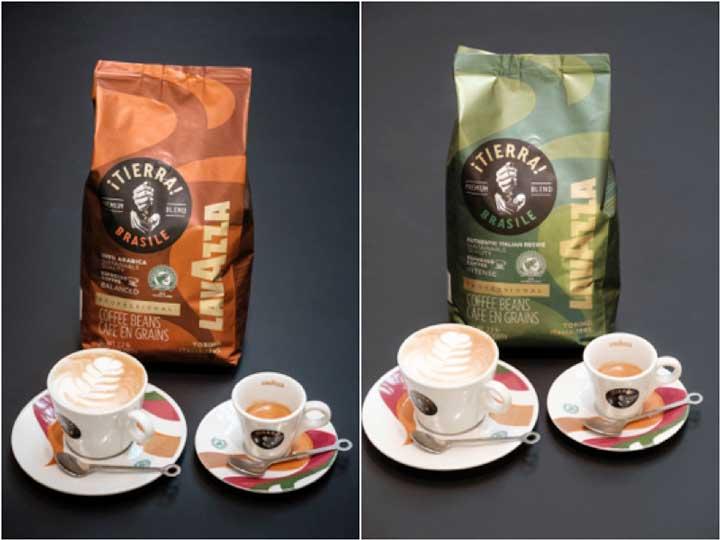 Café Lavazza Tierra