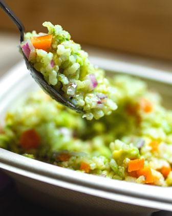 Pokebowl vegano, de OliviasBox