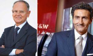 Jordi Roure y Andrea Zocchi, responsables de Quality Espresso y de N&W, respectivamente