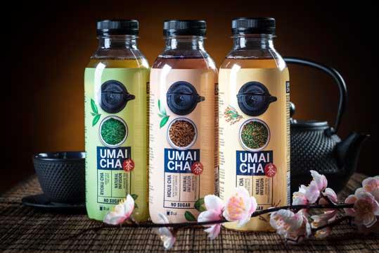 Bebidas de té Umaicha