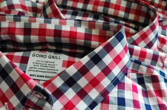 Camisas de Goiko Grill